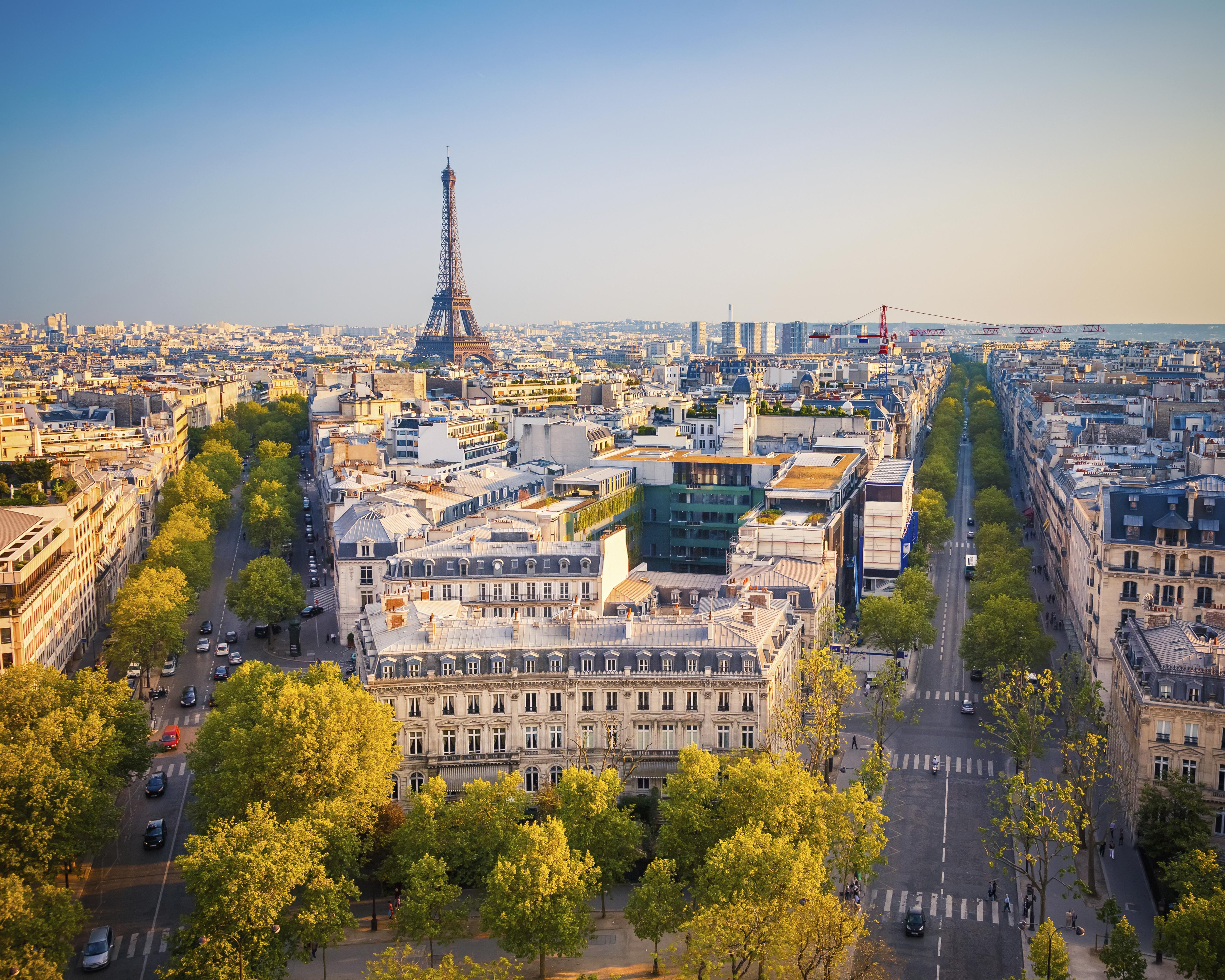 voli più economici per parigi
