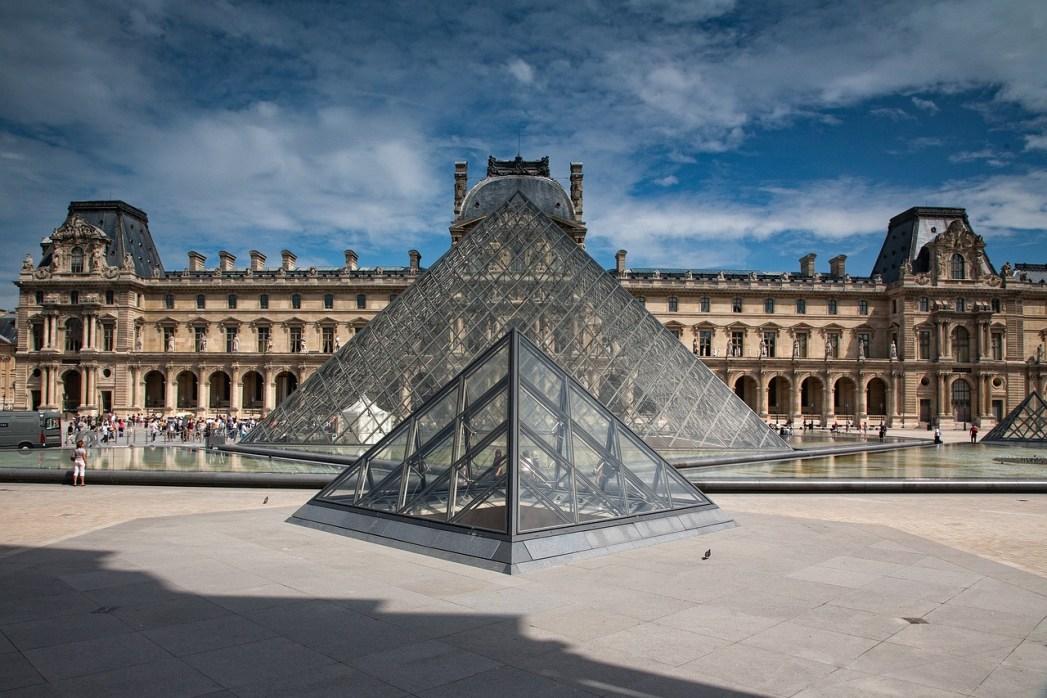 Parigi cosa vedere: Louvre