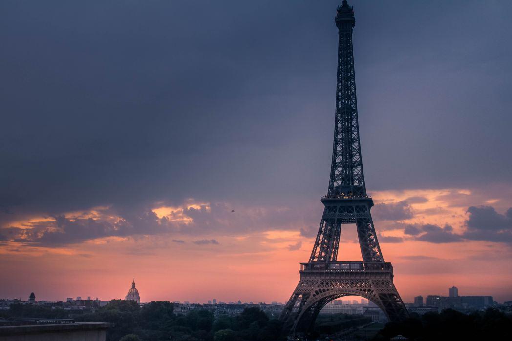 I 20 tramonti più belli d'Europa: Parigi