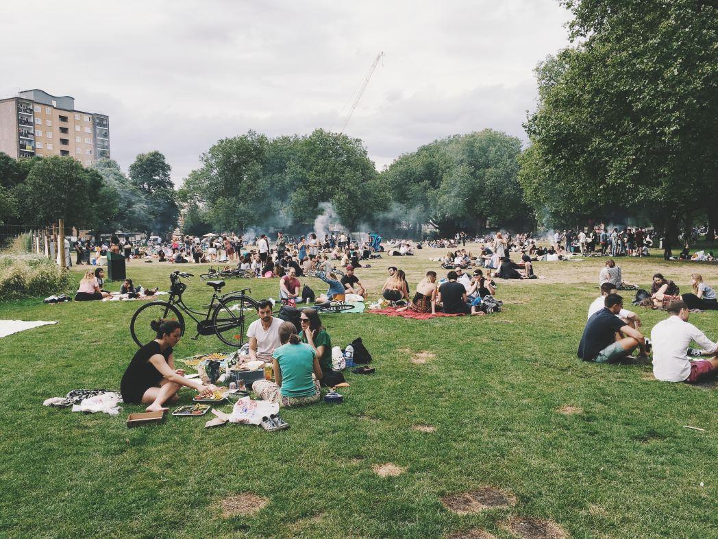 Quartieri di Londra: parco