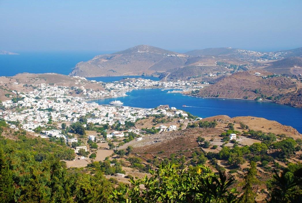 Isole greche più belle: Patmos