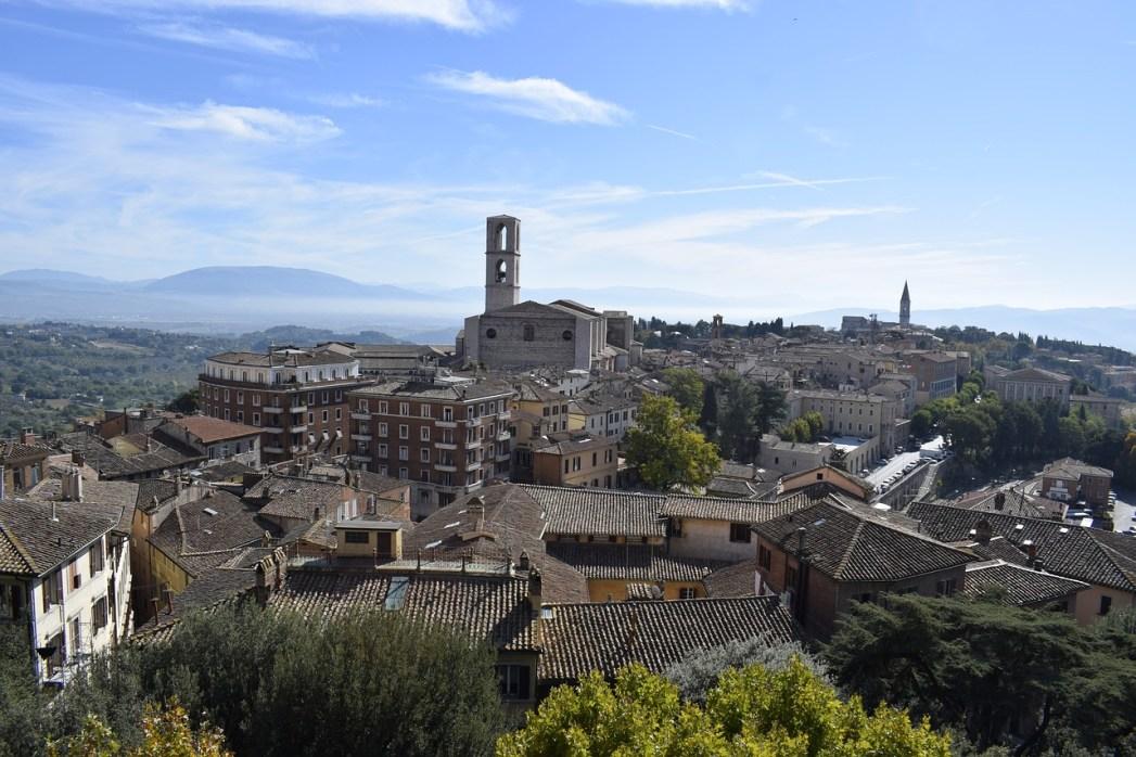 Umbria, cosa vedere: Perugia
