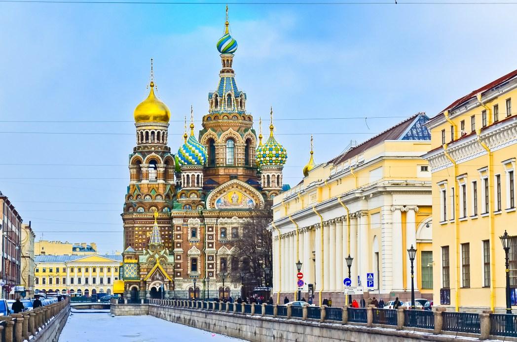 Città più belle della Russia: San Pietroburgo