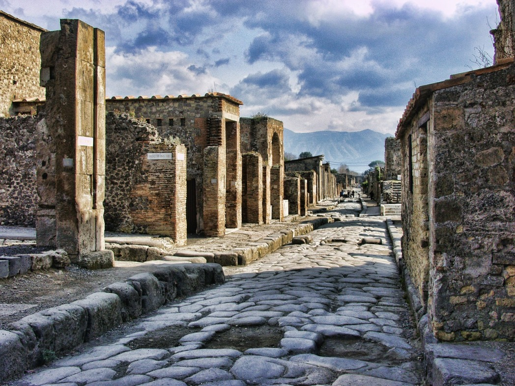 Siti UNESCO italiani: Pompei