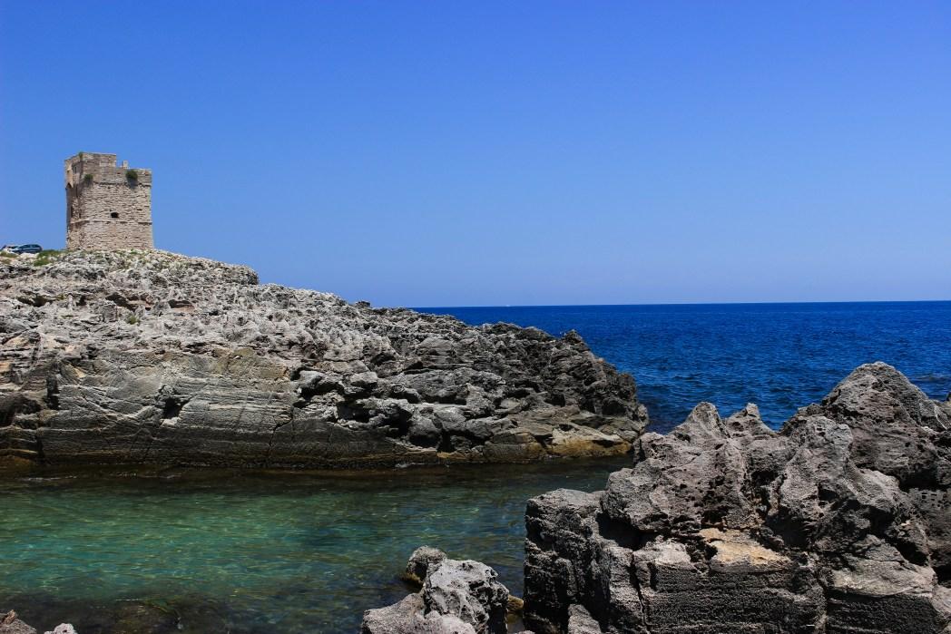 Spiagge del Salento: Porto Badisco
