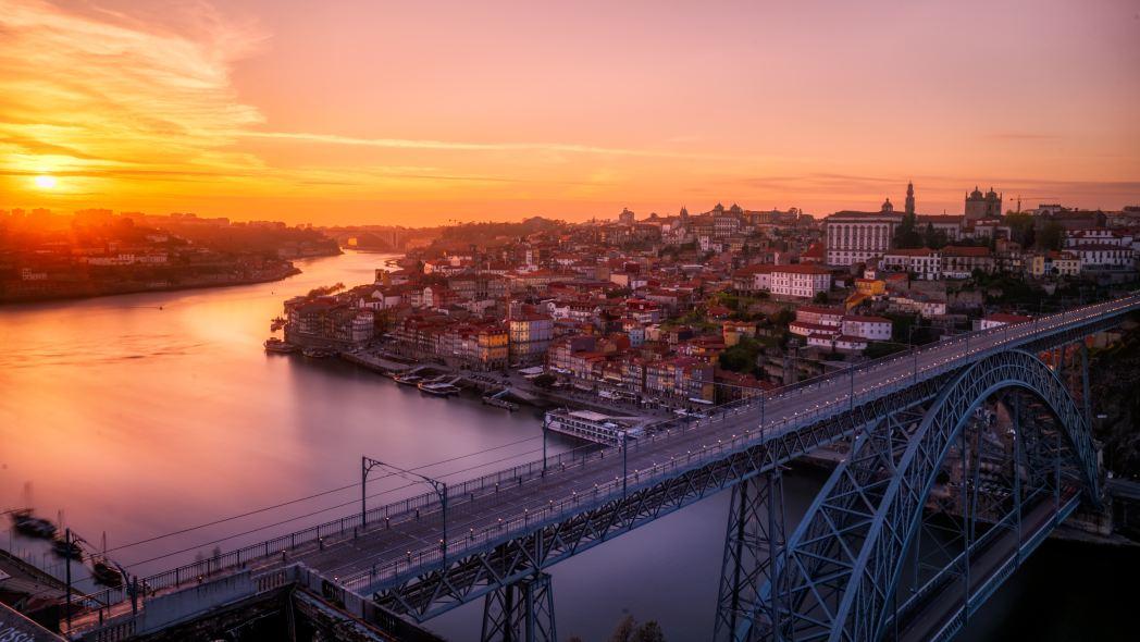I 20 tramonti più belli d'Europa: Porto