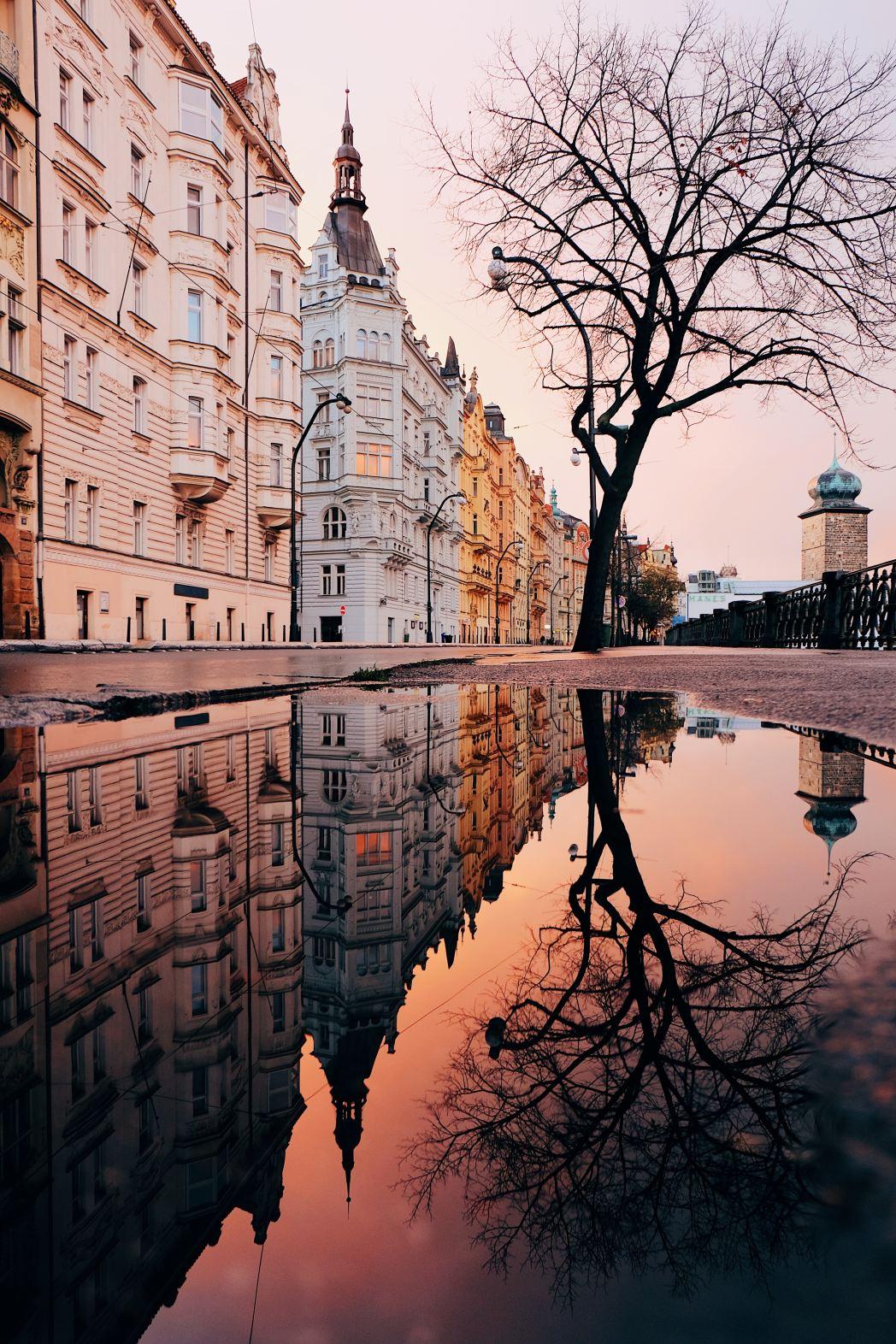I 20 tramonti più belli d'Europa: Praga