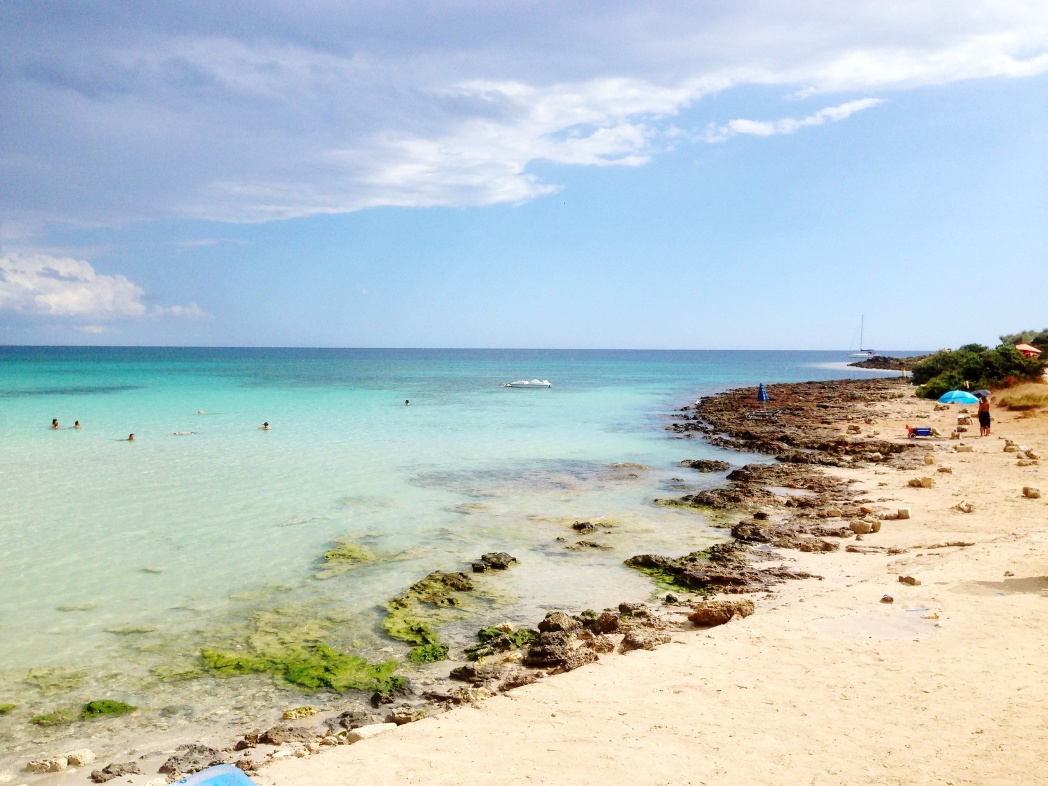 Spiagge del Salento: Punta Prosciutto
