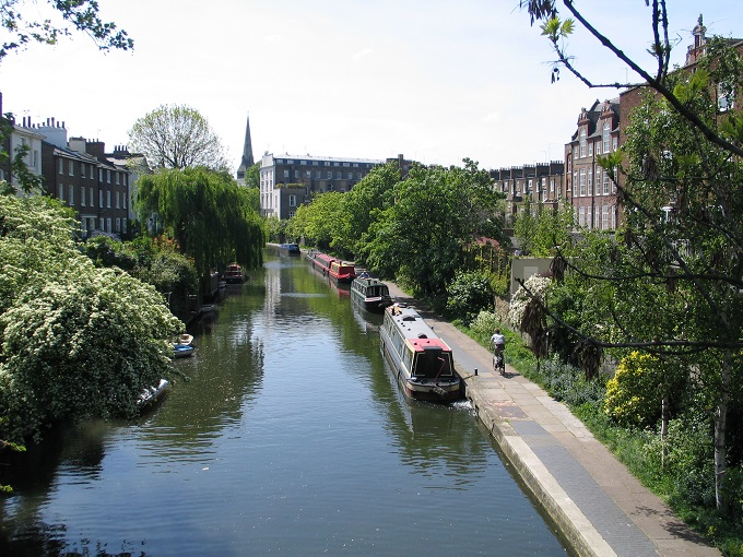 Cosa vedere a Londra: Regent's Canal