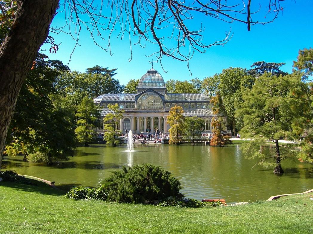 Madrid Cosa vedere Parco del Retiro