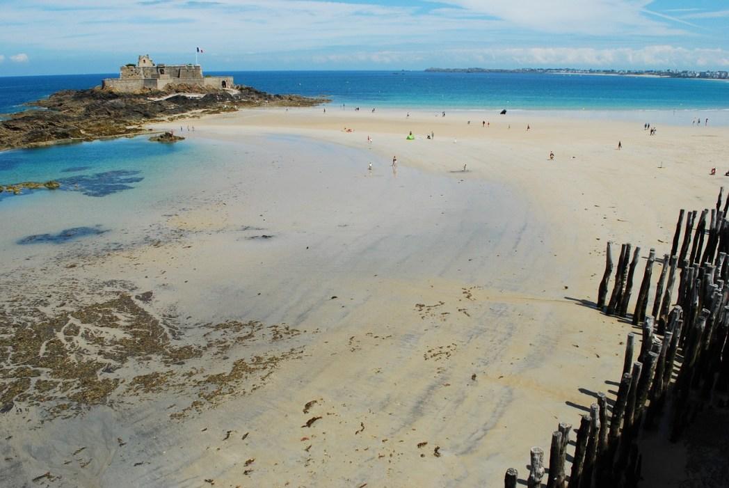Estate low cost 2017: Saint-Malo