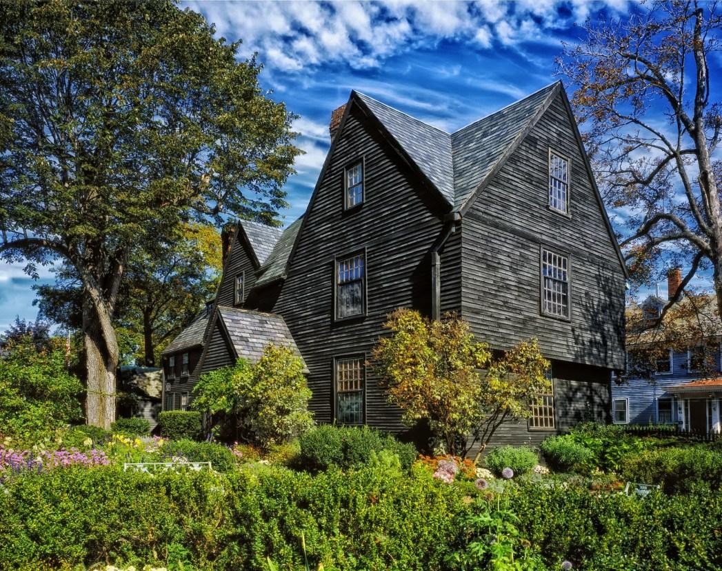 Cosa vedere a Boston: casa del New England, Salem
