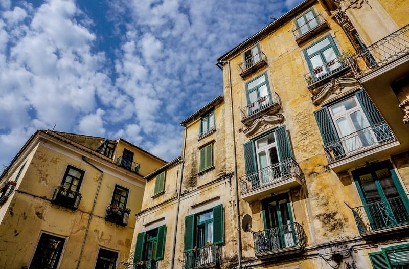 18 città italiane per il 2018: Salerno