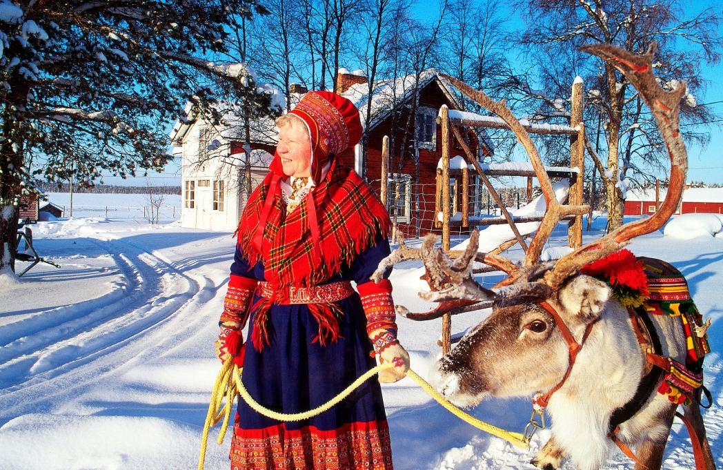 Viaggio in Lapponia: Sami