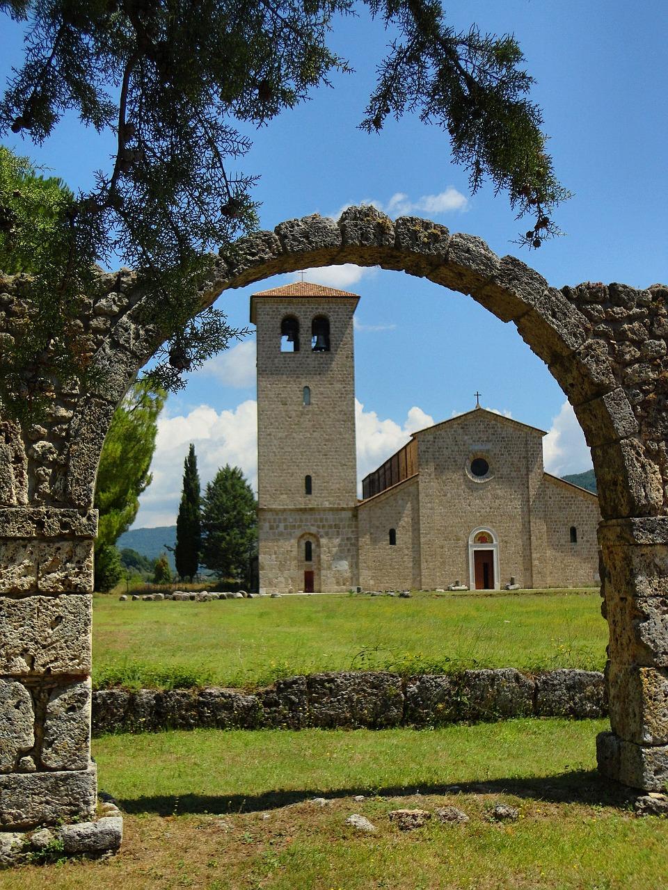 San Vincenzo al Volturno, Molise