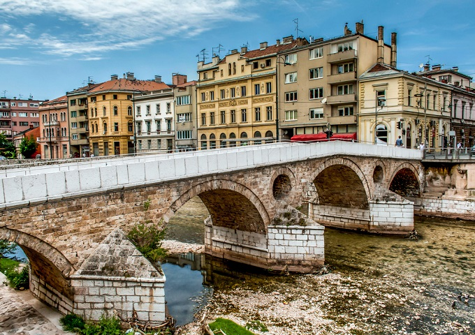 Sarajevo, Ponte Latino