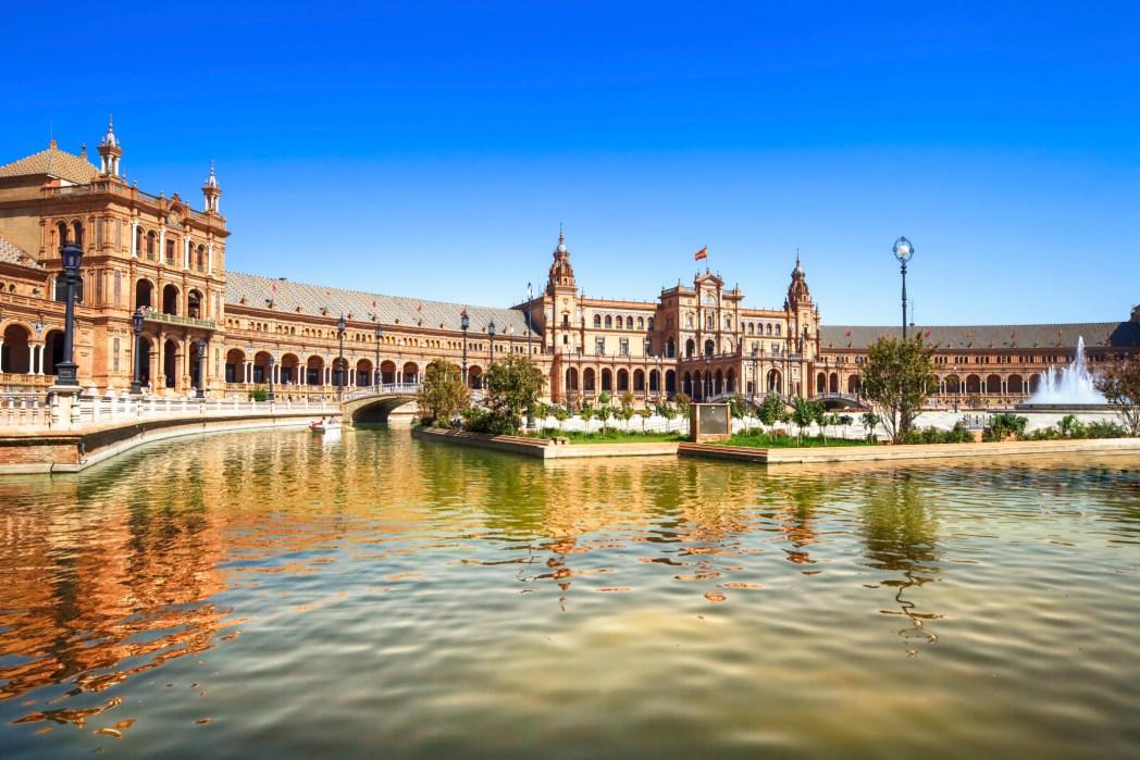 la magia di Siviglia