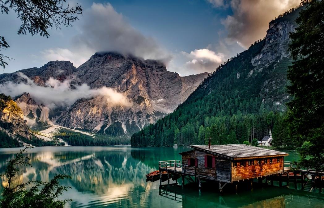 Grandi viaggi low cost: Trentino, Lago di Braies