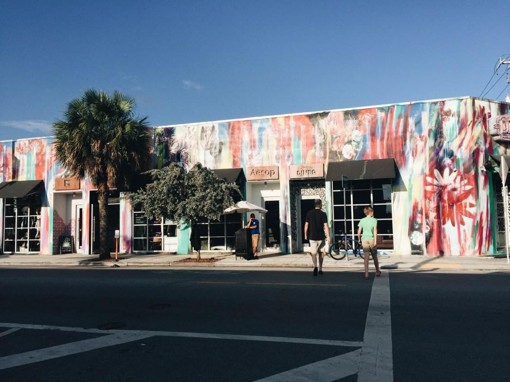 Grandi viaggi low cost: Miami, Art district
