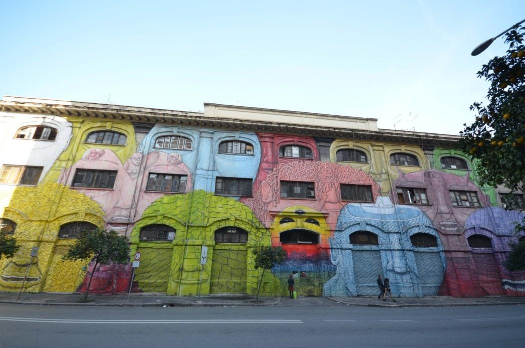 Grandi Viaggi Low Cost: Roma, street Art