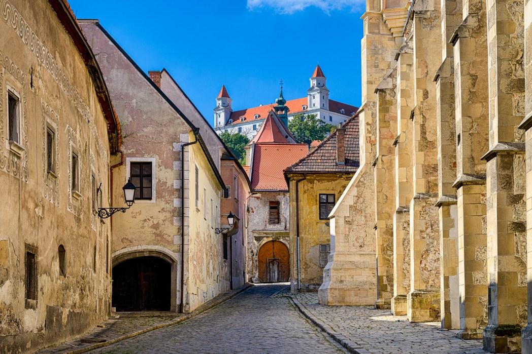 Voli low cost Ferragosto: Bratislava, Slovacchia