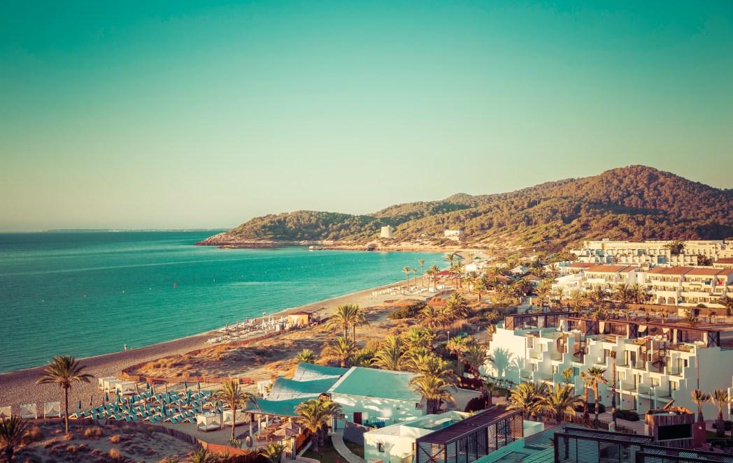 Ibiza, spiaggia