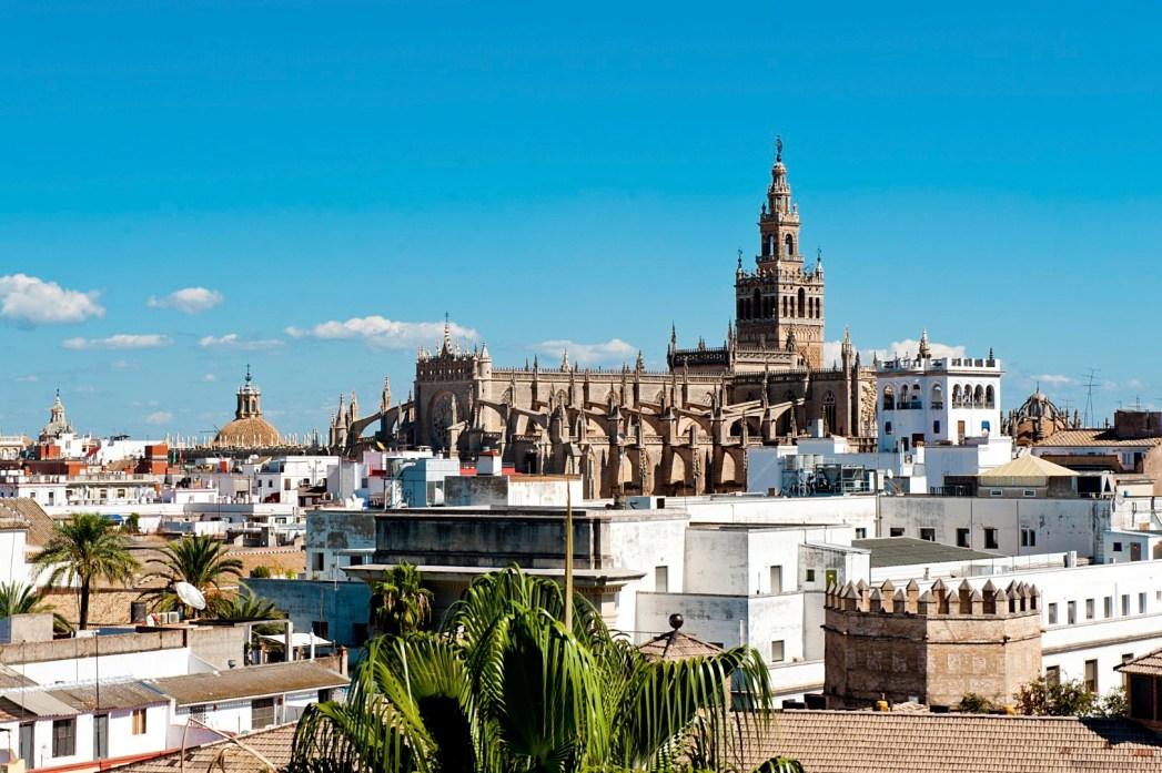 Veduta di Siviglia