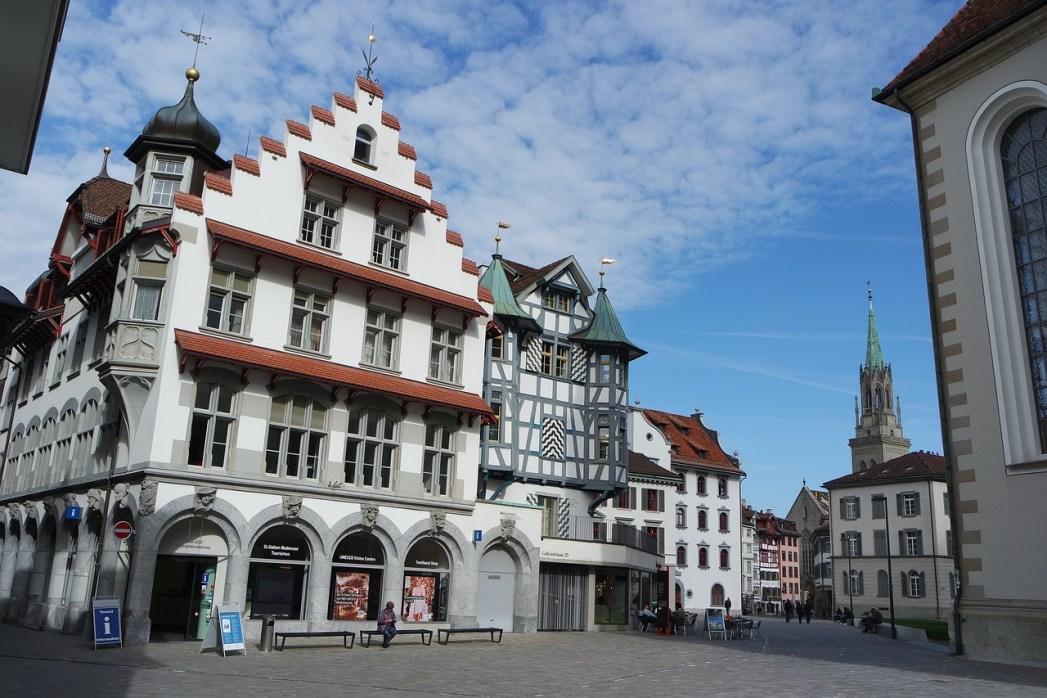 Natale in Europa: 30 città da scoprire: St.Gallen