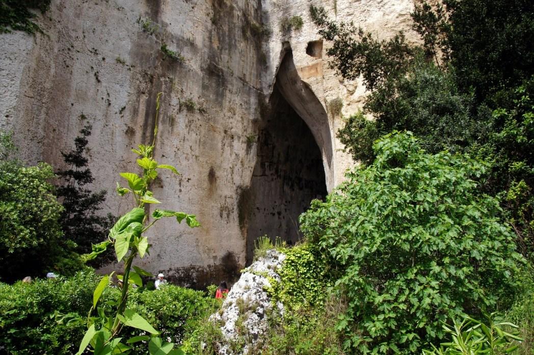 Siracusa, cosa vedere: Orecchio di Dioniso