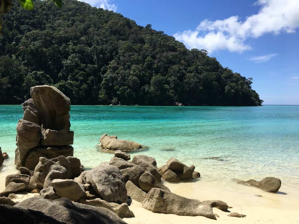 Thailandia: spiaggia sulle Isole Similan