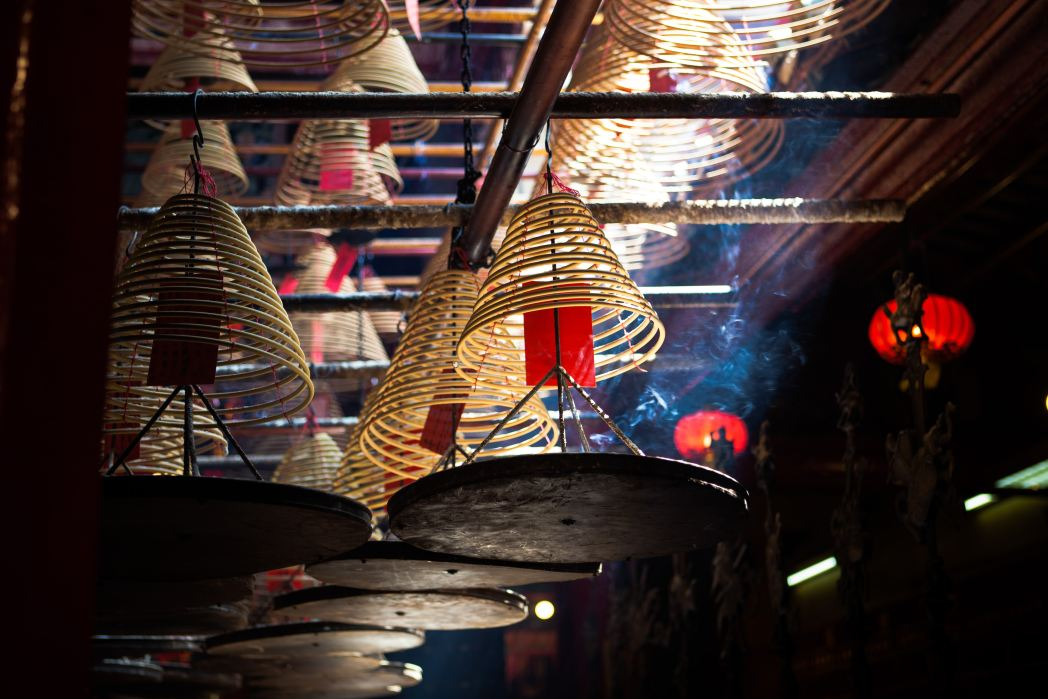 Hong Kong cosa vedere: tempio Man Mo