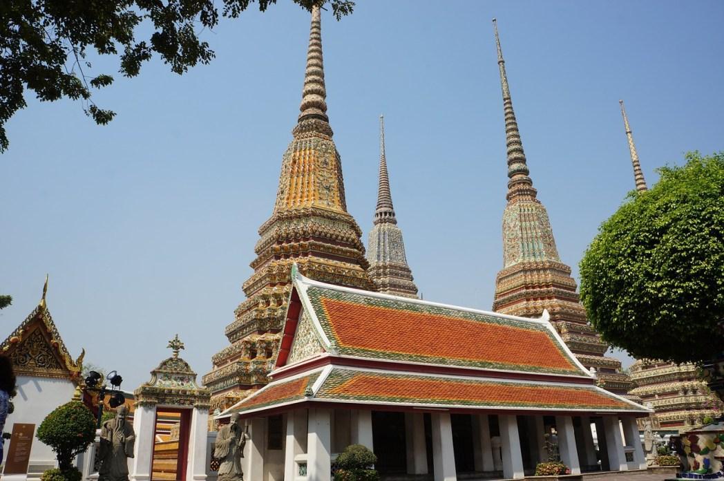 Wat Pho, cosa vedere a Bangkok