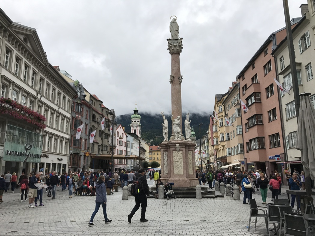 Cosa vedere a Innsbruck: Theresianer