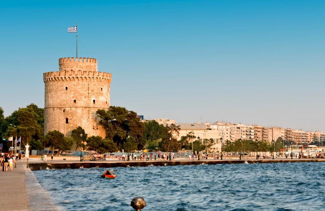 La bella Salonicco