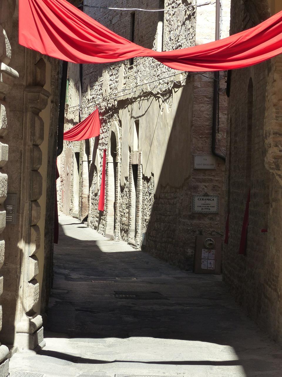 10 posti bellissimi in Umbria da scoprire in auto