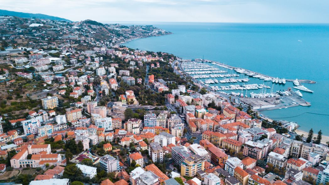 Sanremo, Liguria