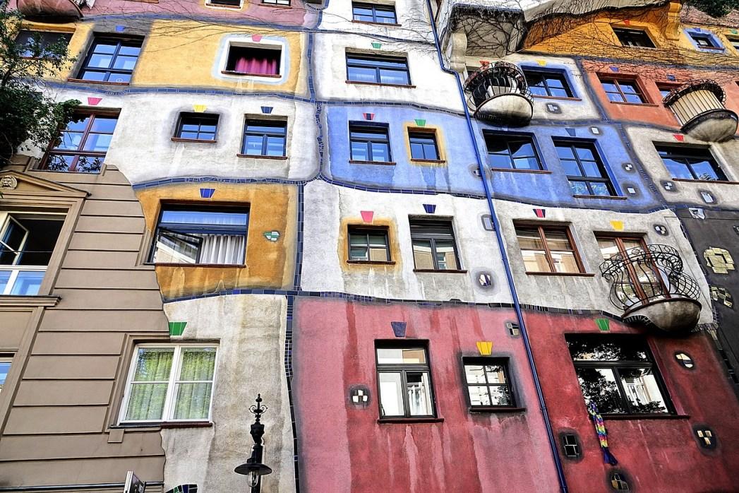 Vienna cosa vedere: Hundertwasserhaus