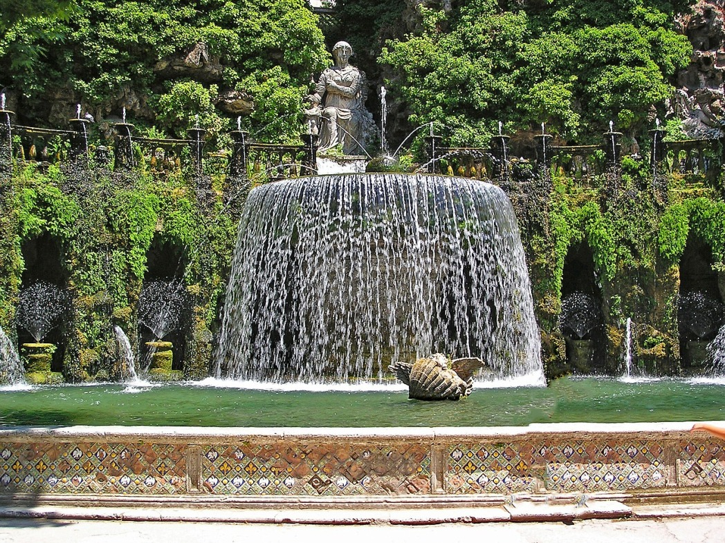 Siti UNESCO Italia: Villa d'Este