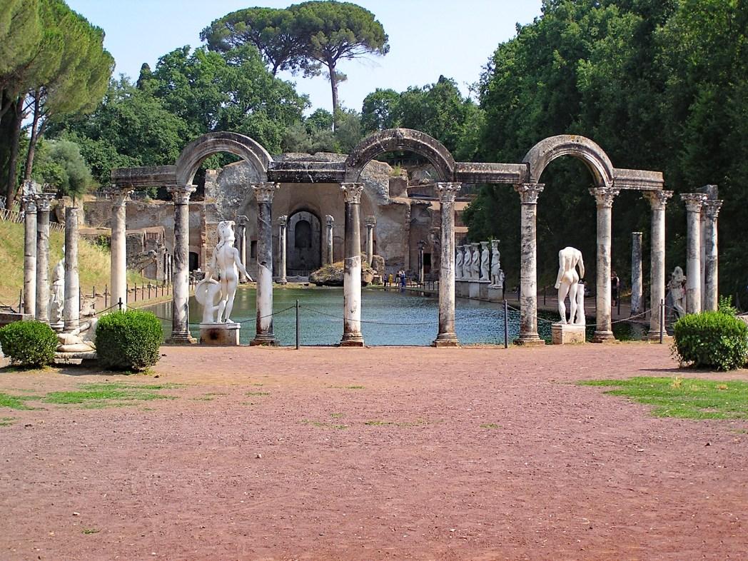 Cosa fare vicino Roma - Villa Adriana