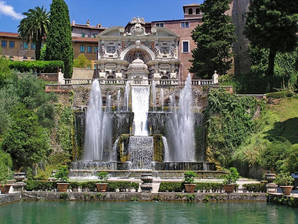 Cosa fare vicino Roma - Villa d'Este