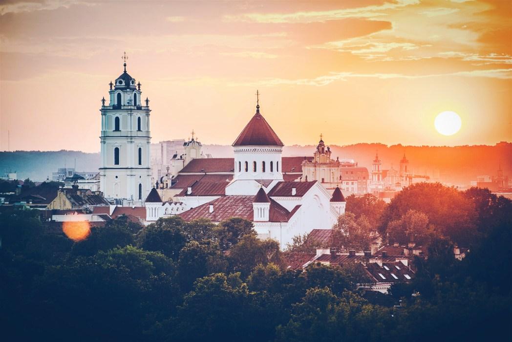 Repubbliche baltiche, Lituania: Vilnius