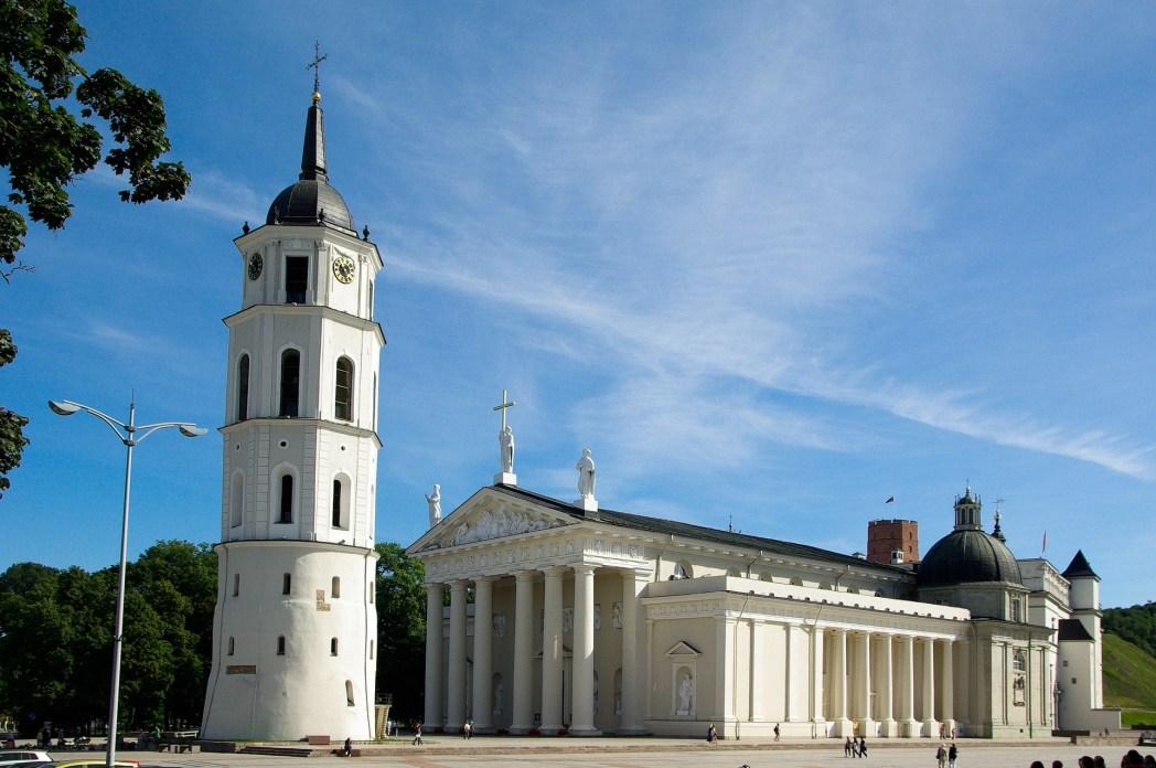 Vilnius- cattedrale