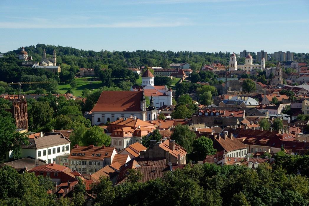 Vilnius- città vecchia