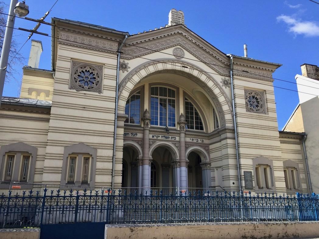 Vilnius- quartiere ebraico