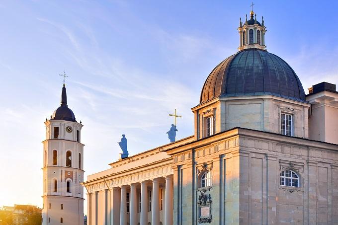 Vilnius, Vacanze meno di 100 euro
