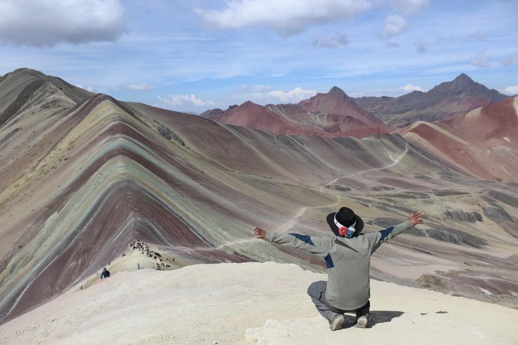 I posti più belli del mondo: Rainbow Mountain