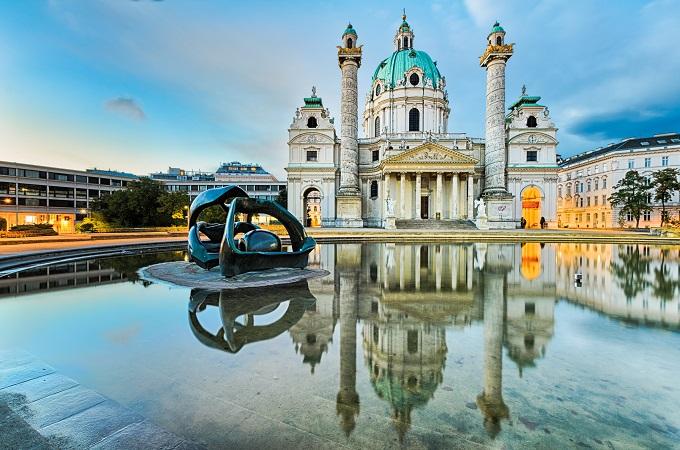 Vienna, Vacanze meno di 100 euro